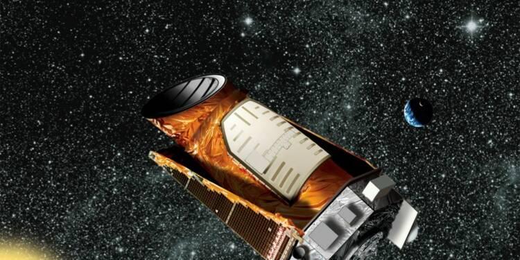 715 nouvelles planètes repérées par le télescope Kepler
