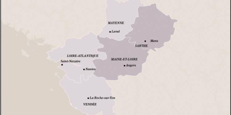 Pays de la Loire (4ème) : une faiblesse conjoncturelle, mais l'industrie tient