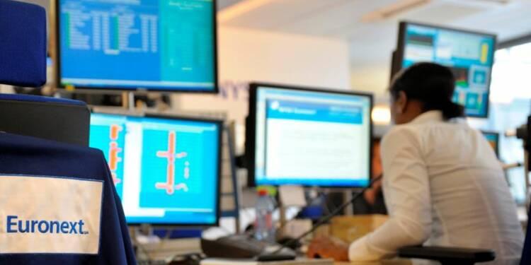 Euronext sera introduit en Bourse à 20 euros par action