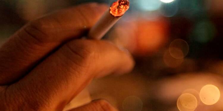 Les prix des cigarettes augmenteront lundi de 20 centimes