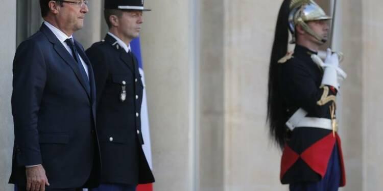 Impopularité record pour François Hollande, selon BVA