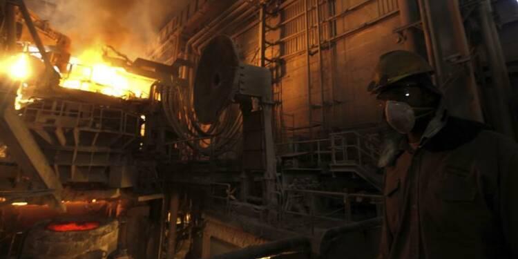 Le secteur européen de l'acier peine à trouver des financements