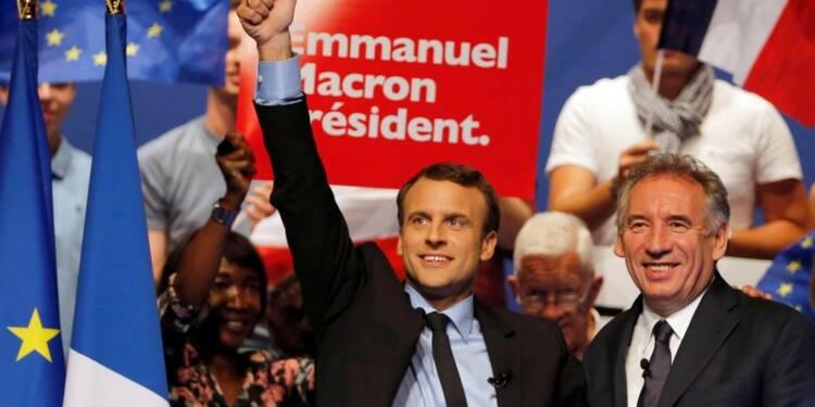 L'alliance Bayrou-Macron ébranlée par les investitures