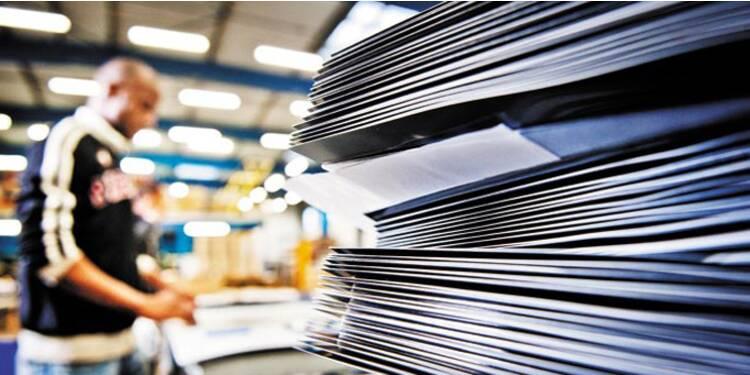 En grande difficulté, le fabricant de papier Sequana s'effondre en Bourse
