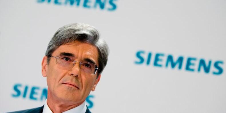 Siemens dévoilera bientôt ses intentions pour Alstom