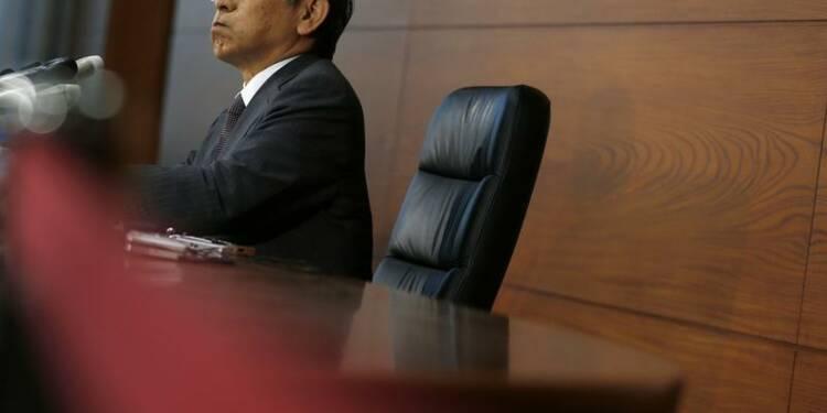 La BoJ déterminée à maintenir sa politique généreuse, dit Kuroda