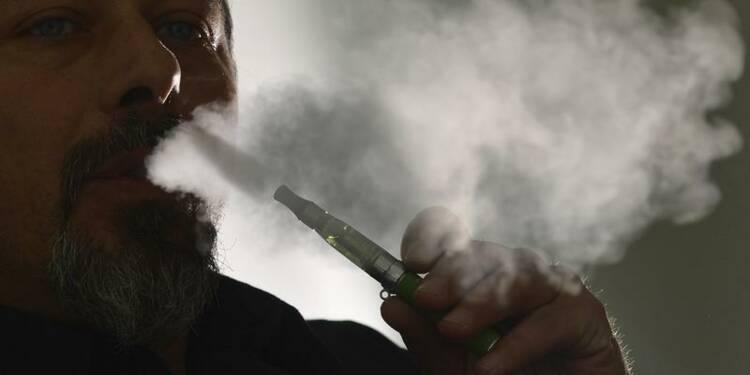 La cigarette électronique pointée du doigt