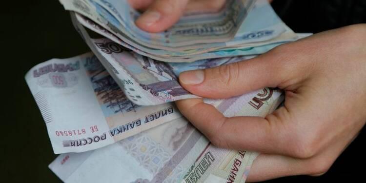 Moscou revoit en forte baisse sa prévision de PIB 2014, à +1,1%