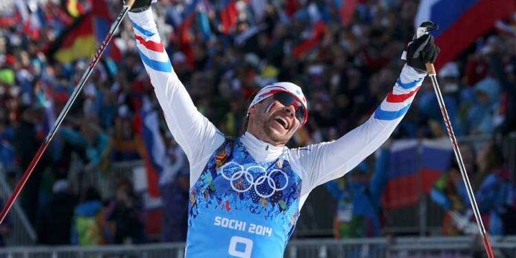 JO: la France en bronze en ski de fond au 4x10 km messieurs
