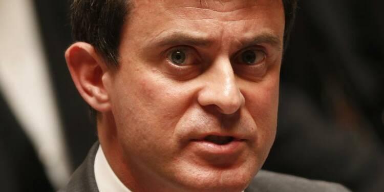 Manuel Valls opposé au classement de tout Marseille en ZSP