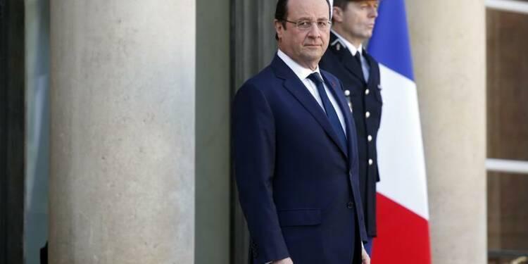 """Une visite d'Etat aux accents """"2.0"""" pour Hollande aux Etats-Unis"""