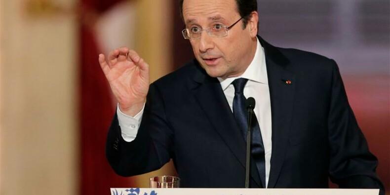 François Hollande concrétise son virage social-démocrate
