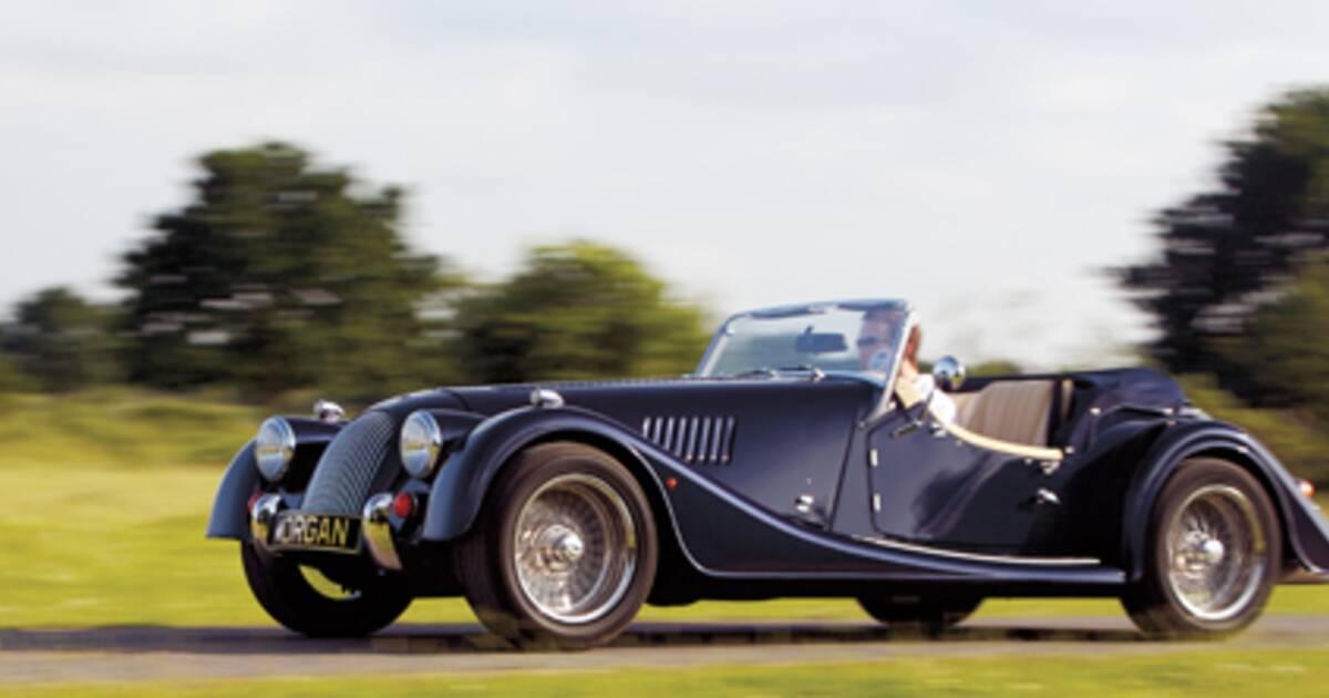 morgan sauve l 39 honneur de la voiture british. Black Bedroom Furniture Sets. Home Design Ideas