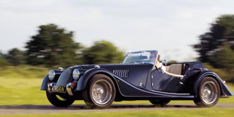 morgan sauve l'honneur de la voiture british - capital.fr