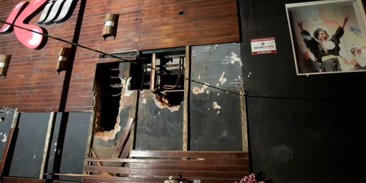 Au moins 233 morts dans l'incendie d'une discothèque au Brésil