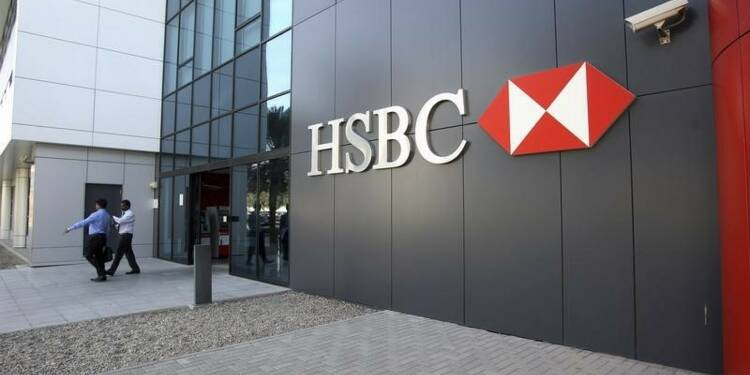 Recul du bénéfice de HSBC au 1er trimestre