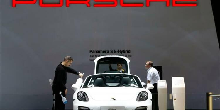 Les hedge funds réclament 1,8 milliard d'euros à Porsche