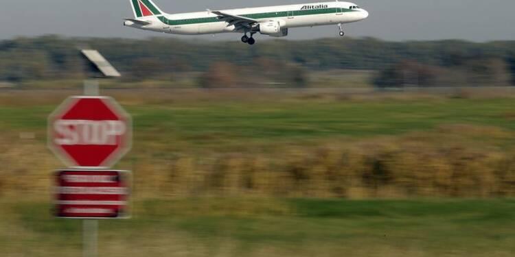 Alitalia rechercherait de nouveaux financements bancaires