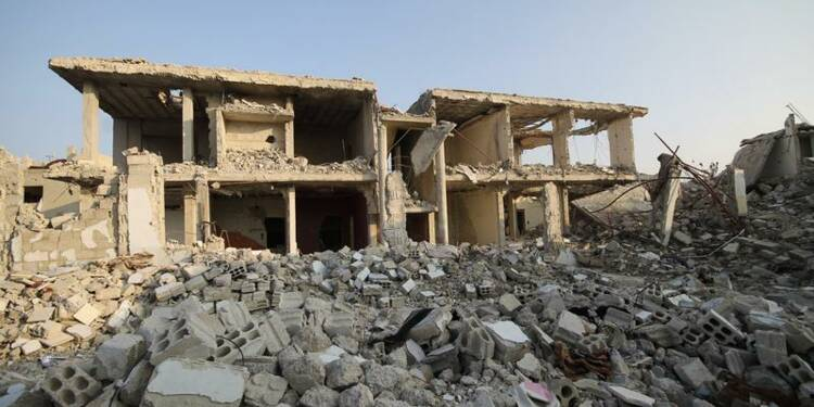 L'ombre des disparus de Syrie plane sur Genève II
