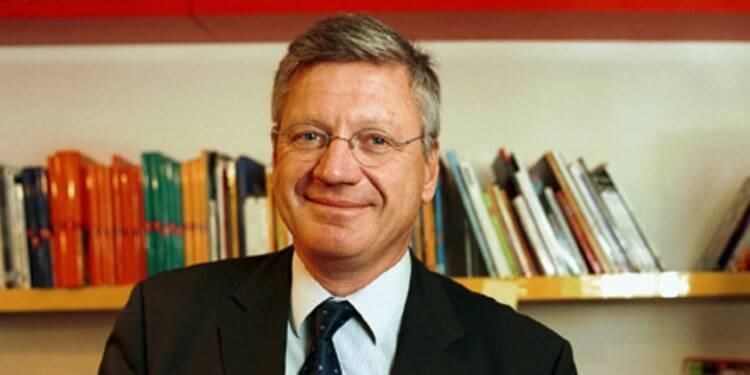 Jacques Glénat, PDG des éditions Glénat, a toujours une case d'avance