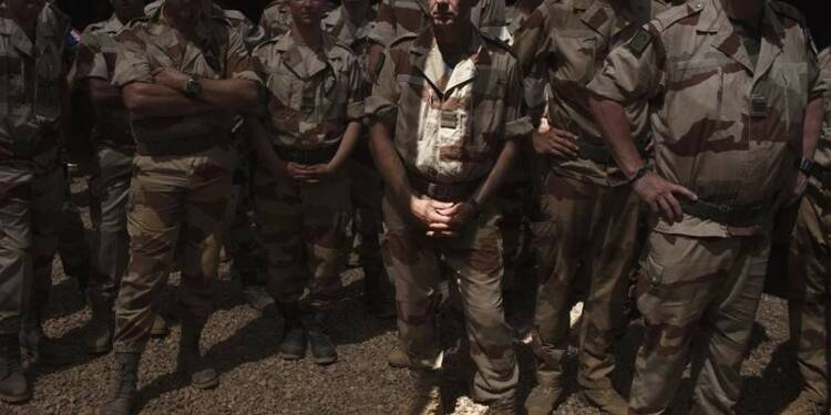Retrait français partiel du Mali envisagé d'ici un à deux mois