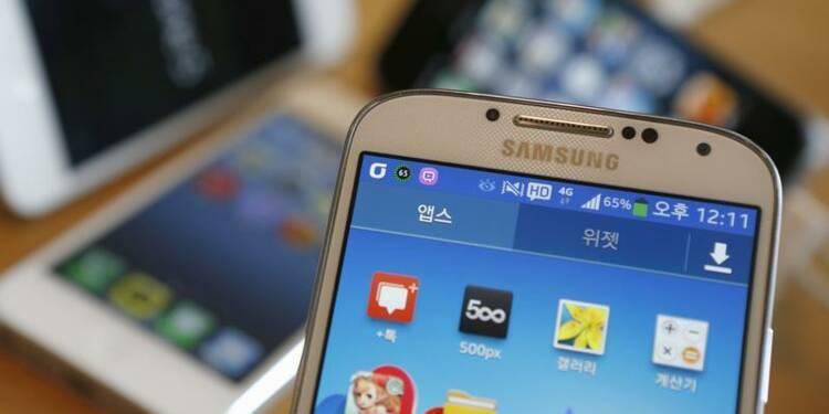 Samsung rattrapé à son tour par les craintes sur les smartphones