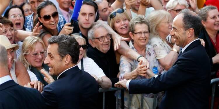 Nicolas Sarkozy de retour sur le devant de la scène