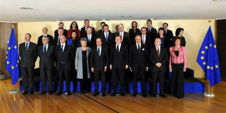 Barroso fait état d'un accord avec Hollande sur les réformes