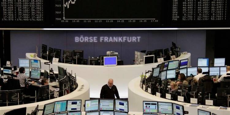 Le rebond des Bourses européennes accélère après l'Ifo allemand