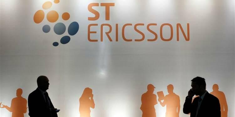 Ericsson et STM lancent le démantèlement de ST-Ericsson