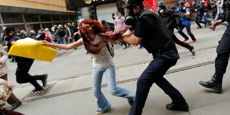 Affrontements à Istanbul un an après les manifestations