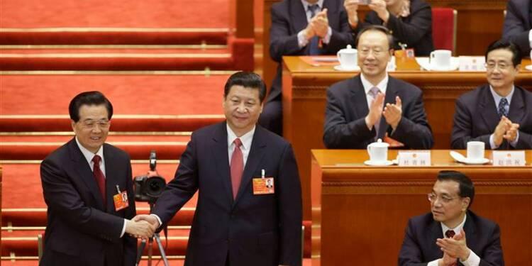 Xi Jinping formellement élu président de la Chine