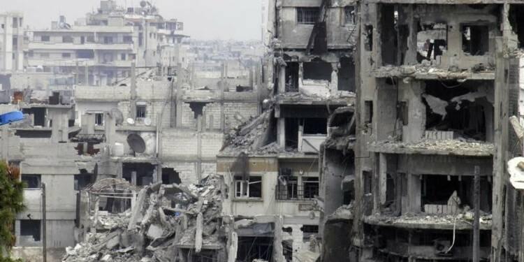 Trêve pour que les insurgés évacuent Homs en Syrie
