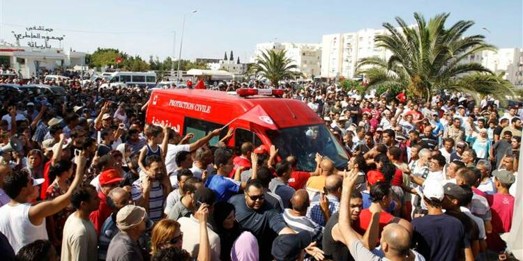 L'opposant Mohamed Brahmi assassiné à Tunis