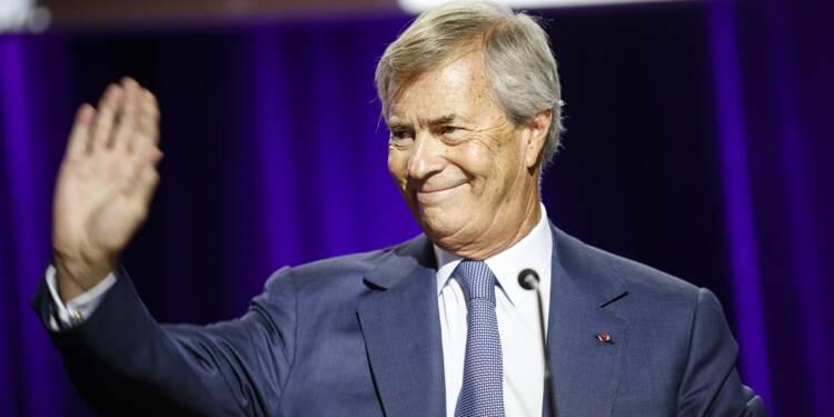 L'Etat fait un chèque de 315millions d'euros à Bolloré !