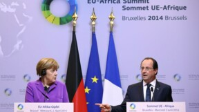 """Paris et Berlin veulent jouer un """"rôle moteur"""" en Afrique"""