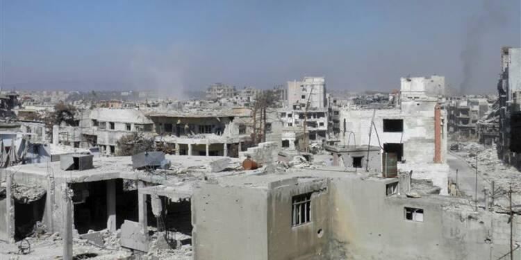 Pour Paris, la résolution sur la Syrie engage la crédibilité russe