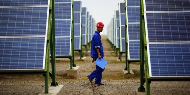 La taxe américaine sur les panneaux solaires mécontente Pékin