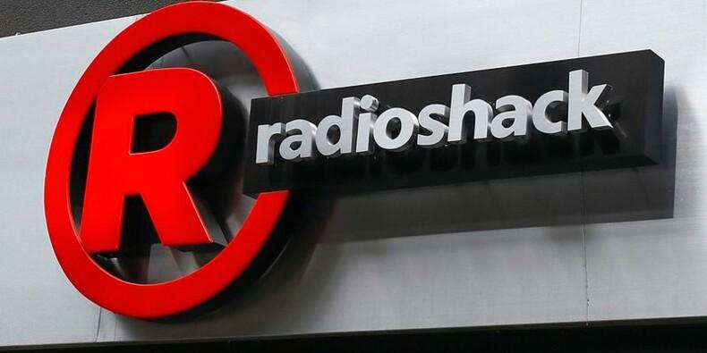 RadioShack creuse ses pertes, les ventes plongent