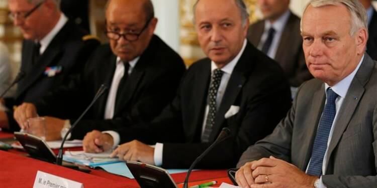 Paris attribue à Damas l'attaque chimique du 21 août