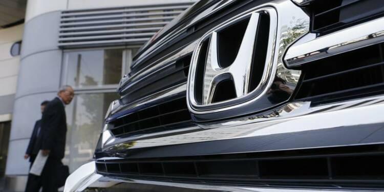 Honda avertit sur les marchés émergents, vise des ventes record
