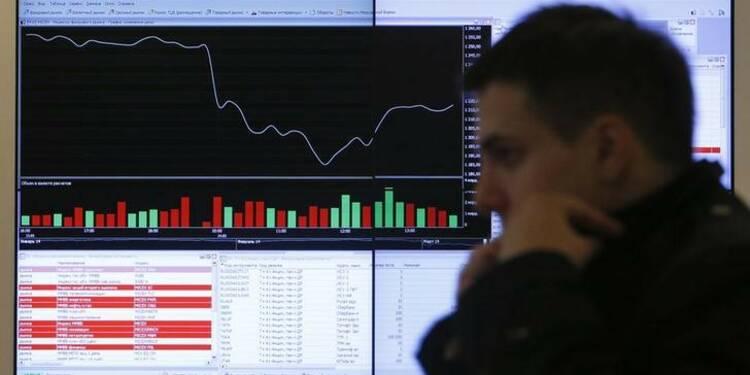 La Russie dégradée par S&P, qui craint l'impact des sanctions