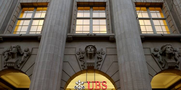 UBS modifie sa structure juridique