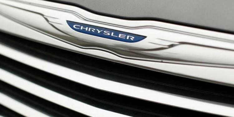 Enquête chez Chrysler pour défaut du système d'allumage