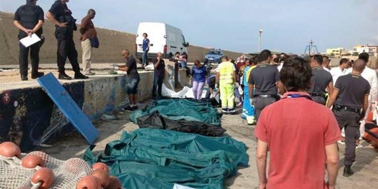 Le bilan du naufrage de Lampedusa passe à 62 morts