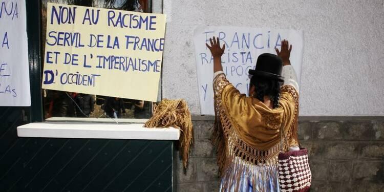 L'exécutif français critiqué sur l'avion d'Evo Morales