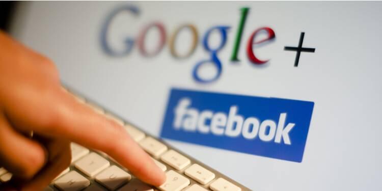 Facebook contre Google : qui gagnera la guerre de la publicité en ligne?