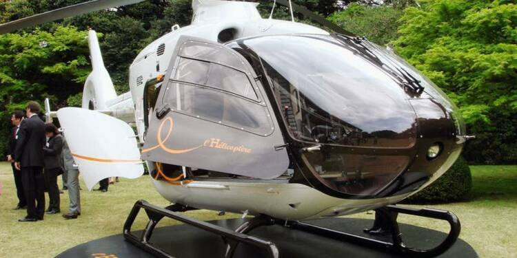 Des hélicoptères EC135 de Bond Aviation cloués au sol