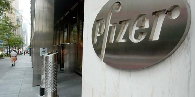 Pfizer fait mieux qu'attendu au 4e trimestre