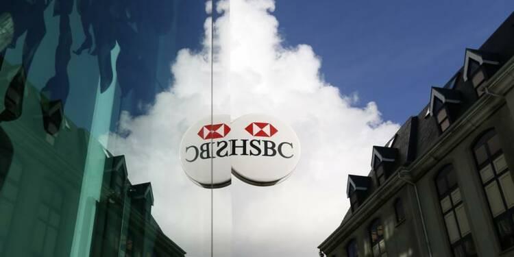 HSBC pourrait supprimer 14.000 emplois de plus d'ici 2016